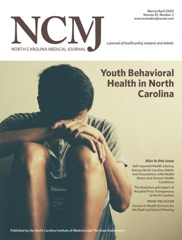 North Carolina Medical Journal: 81 (2)