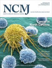North Carolina Medical Journal: 75 (4)