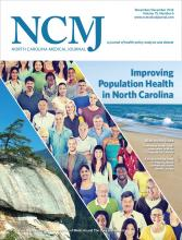 North Carolina Medical Journal: 75 (6)