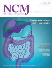 North Carolina Medical Journal: 77 (3)