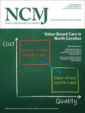 North Carolina Medical Journal: 77 (4)