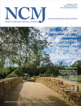 North Carolina Medical Journal: 78 (4)