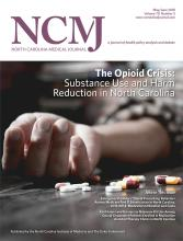 North Carolina Medical Journal: 79 (3)