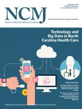 North Carolina Medical Journal: 80 (4)
