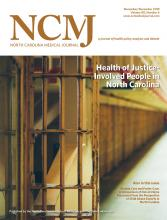 North Carolina Medical Journal: 80 (6)